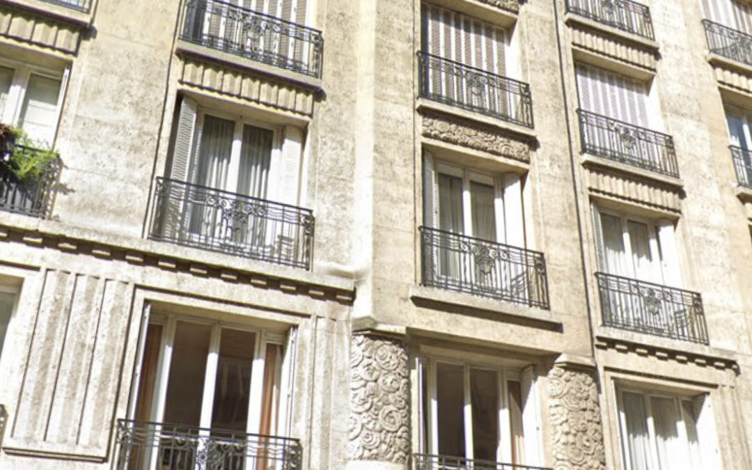 5, rue Albert Samain
